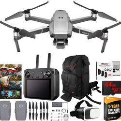 Original DJI Mavic 2 Pro Or Mavic 2 Zoom ( Mavic Air ) Fly More Combo with Hasselblad Camera 4K RC Quadcopter Drone