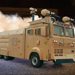 WATER CANNON VEHICLE / TRUCK (TITAN)