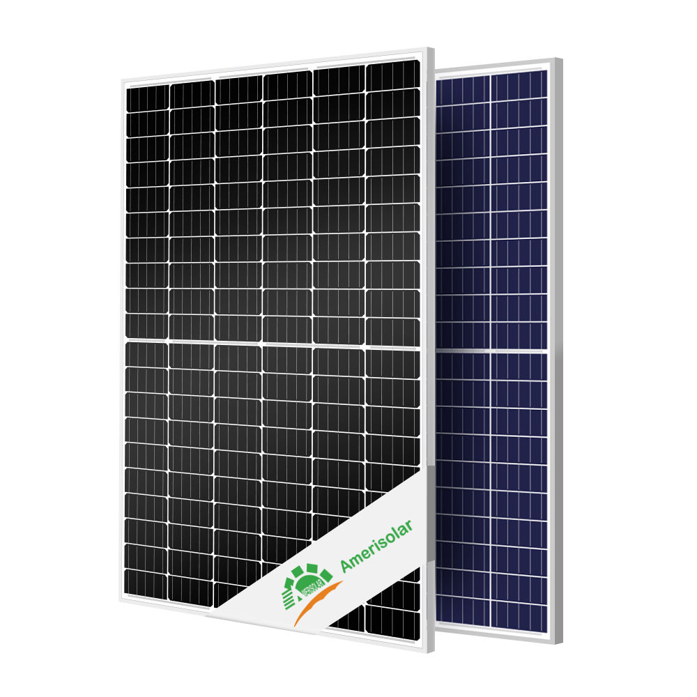 Cheap Solar Panels China 330W Solar Panels High Efficiency Amerisolar 330W