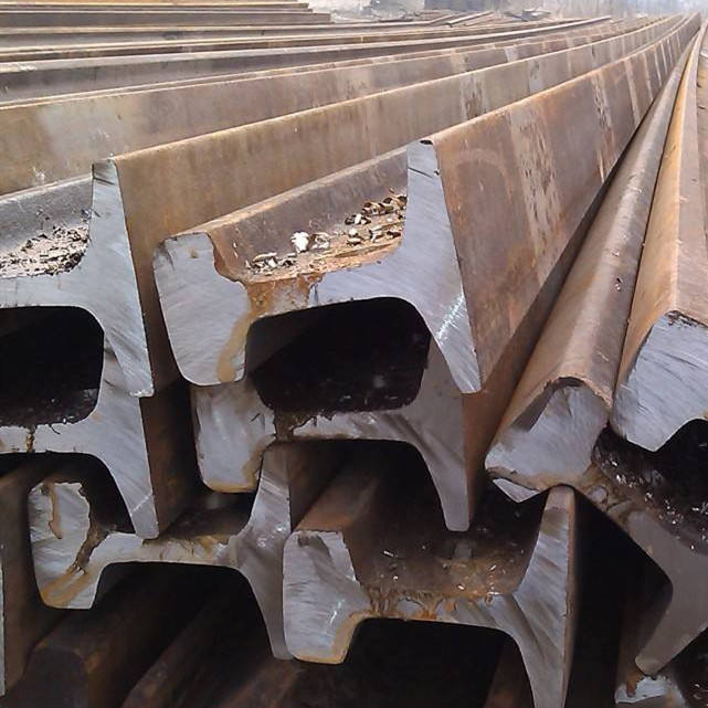 Used Rail Scrap Used Rail,HMS 2 Scrap Heavy Melting Scrap PRICE