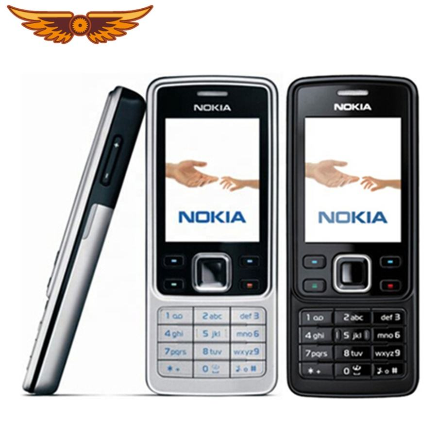 Original for Nokia 6300 Unlocked Mobile Phone Tri-Band Multi-language Mobile Phone