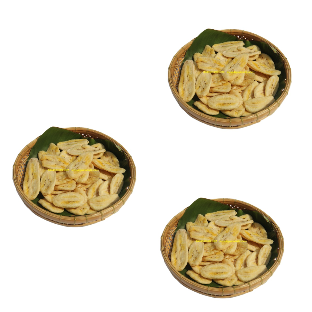 High quality Banana Chips Sweet From Shelf Life 12 months Viet Nam for Export and Import