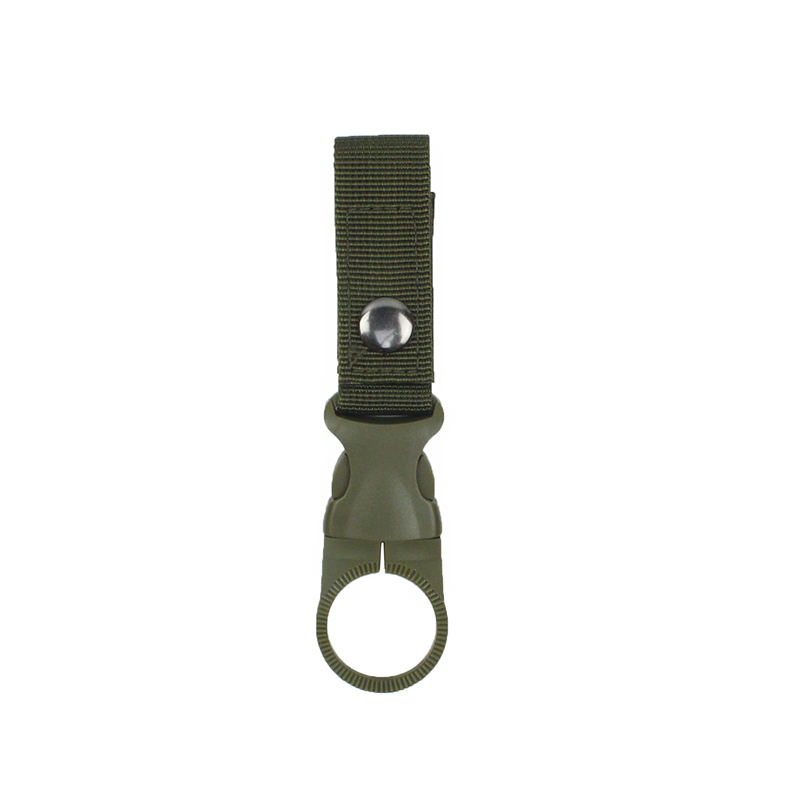 Hot Selling Now Bottle Holder Belt Keychain Water Bottles Ring Outdoor Gear Clip Bands Nylon Webbing Ropes release Your Hands
