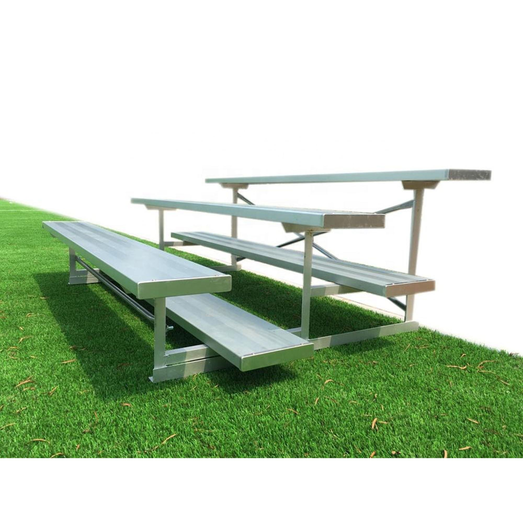 Taiwan hot sale bleacher planks stadium seating chart strong aluminum bleacher for outdoor and indoor benches