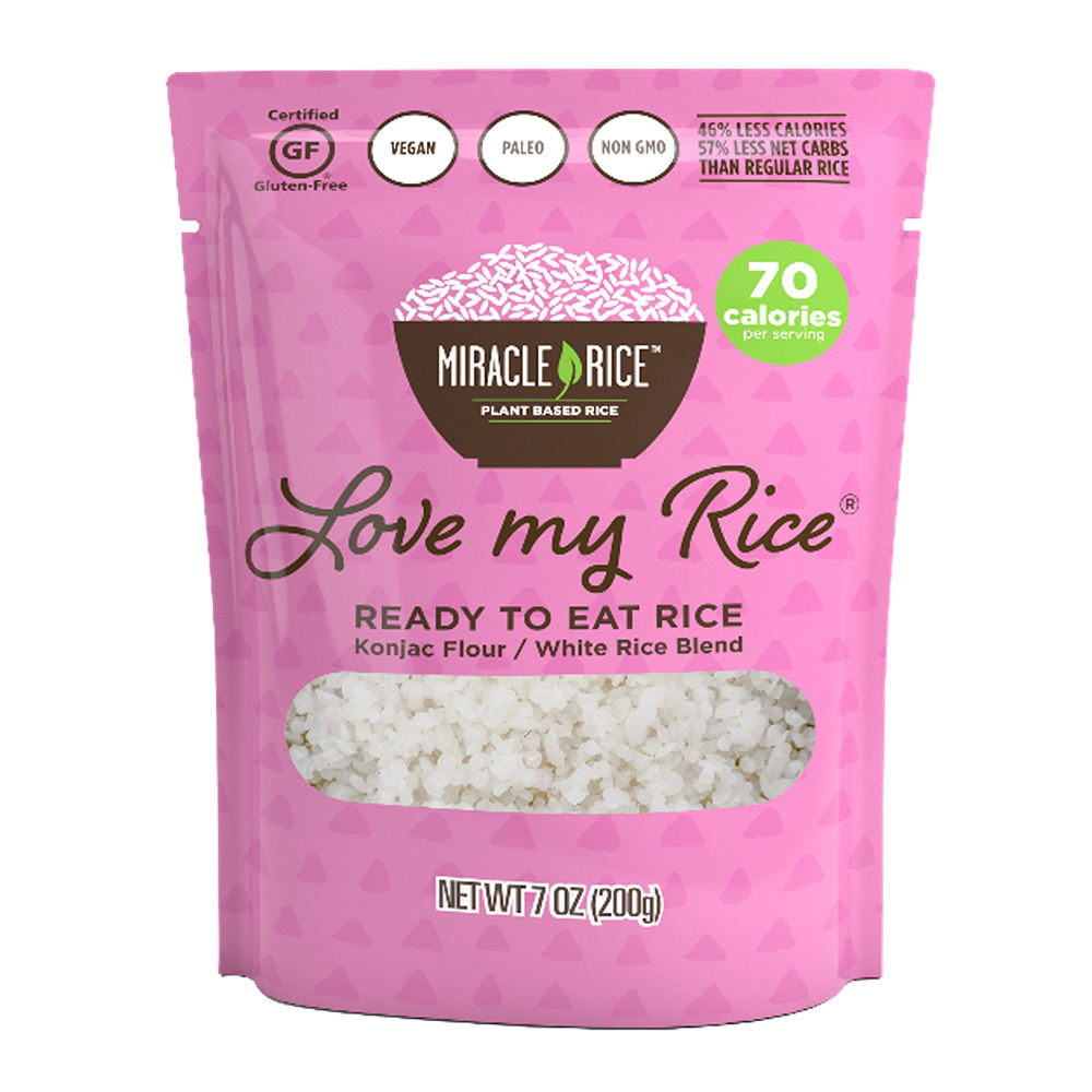 Organic rice Love my Cooked rice ready made Long grain white rice