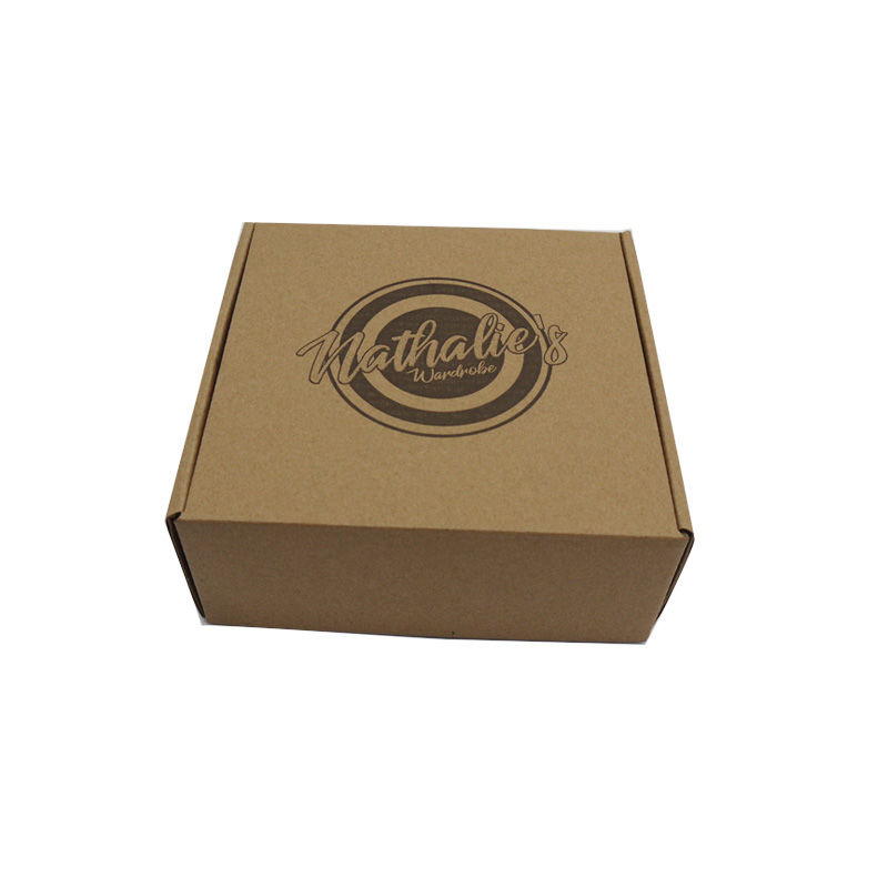 Luxury custom package box mailing
