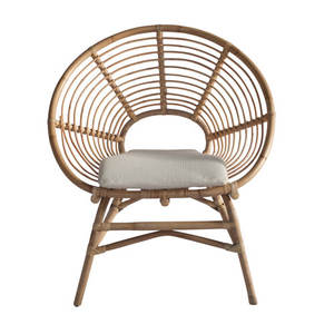 Good price outdoor rattan chair natural wicker products in vietnam wholesale