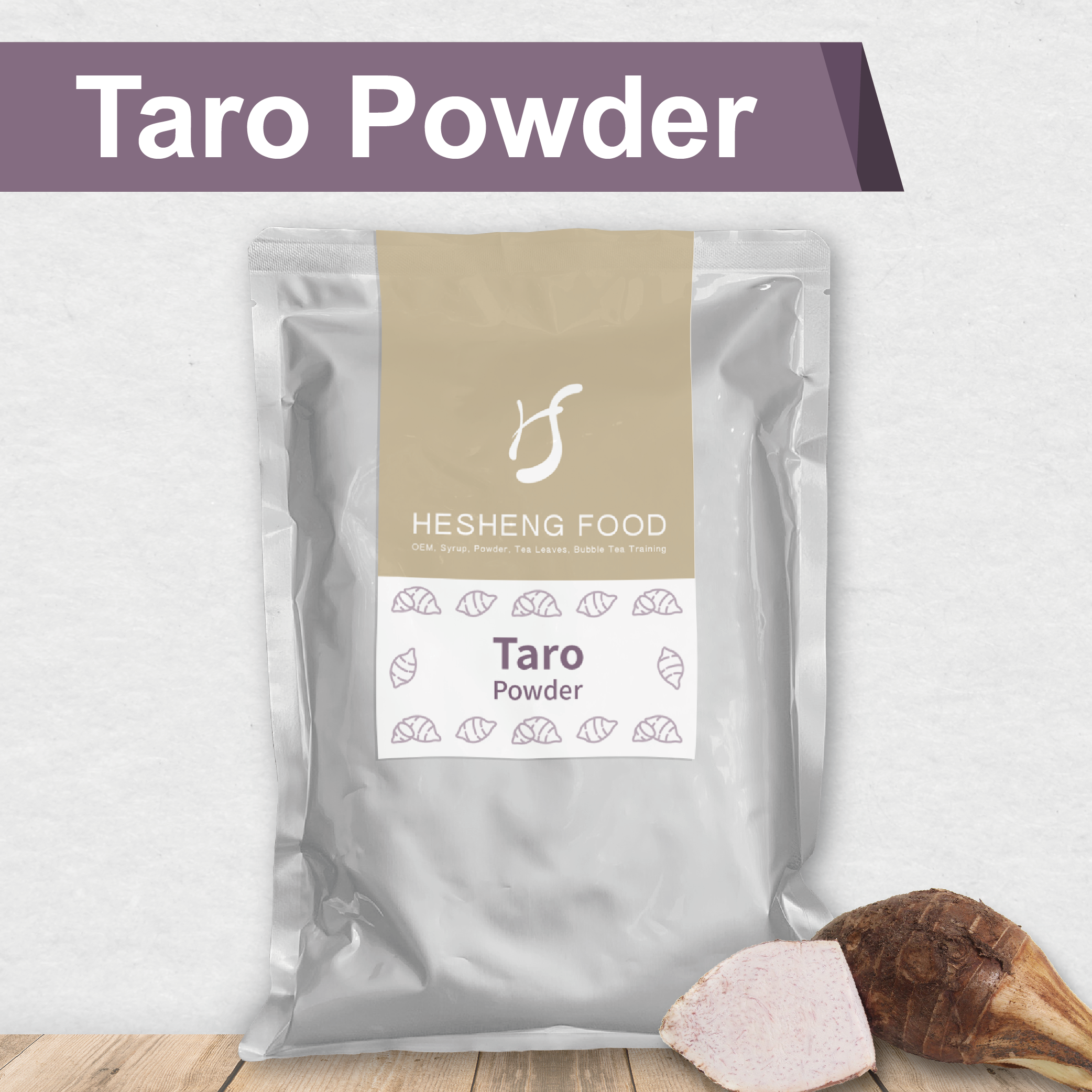 Taiwan Hot Selling Taro Powder for Drinks and Beverage