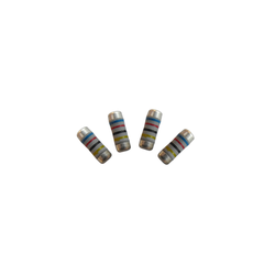 Melf High Voltage Metal Glaze Film Resistor 0309