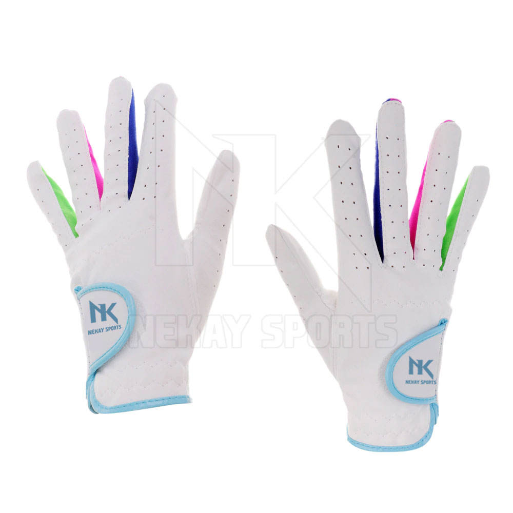 Different Color Soft Touch Breathable Golf Glove Men/Women