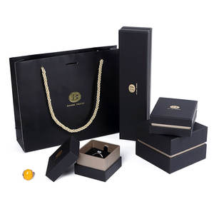 OEM Custom Unique Gift jewelry Set 상자 Luxury Jewellery 포장 공장