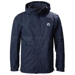 Windbreaker Winter Sports Jacket Men's Hooded Waterproof Mountain Rain Jacket