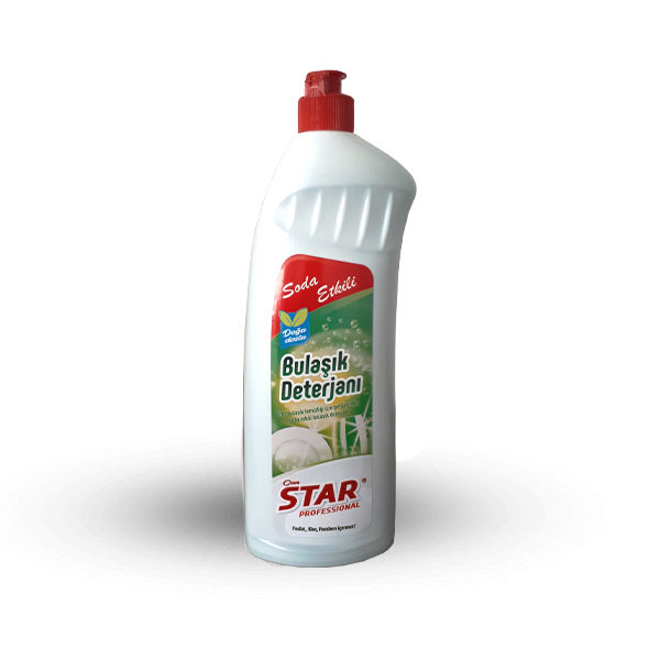 DISH WASHING DETERGENT 750GR.