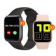 X7 Full Touch Cellular Faces Smart Watch Support Call Voice Control And i12 headset Sport Mode PK IWO 8 10