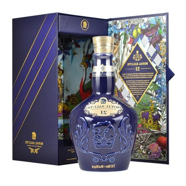 Rich Spices Sweet Orange Deep Fruity Distilled Wine Single Malt Whisky Bottle Glass 700ml