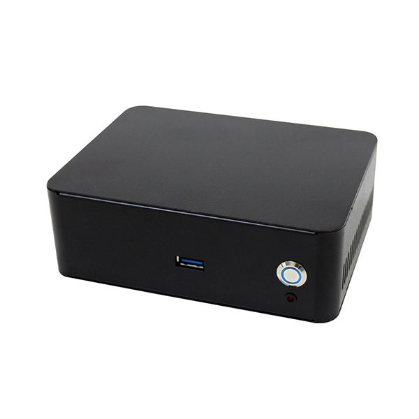 GA5701 - Small Form Factor NUC Case Fanless Mini PC desktop thin client computer with high quality