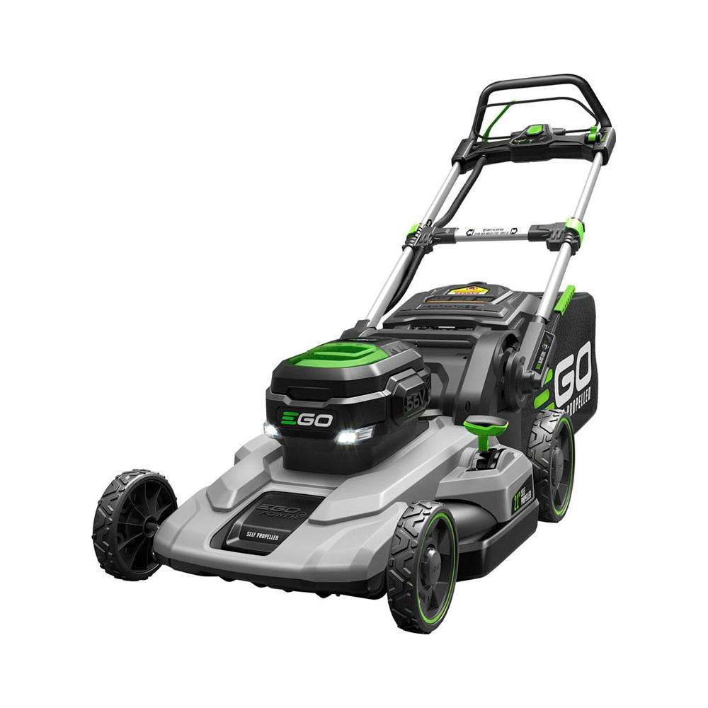 Wholesale 21 in. 56V Lithium-Ion Cordless Electric Walk Behind Self Propelled Mower, 7.5 Ah Battery and Charger Included