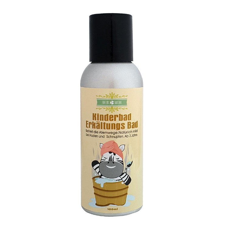 Kids Hot Bath Cold Relief Pure Natural Essential Oils