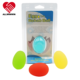 Allwinwin HEB02 Hand Exercise Ball - Egg Shaped TPR Grip Stress Therapy Squishy Squeeze