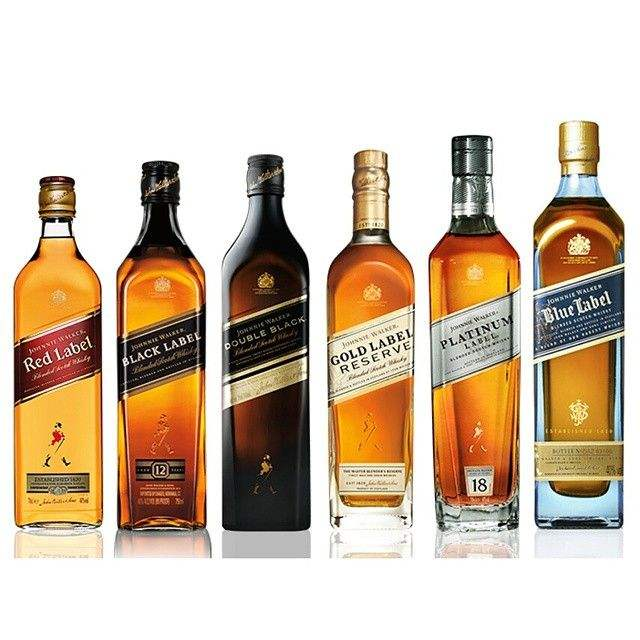 BWS Acheter Johnnie Walker Black Label Speyside D'origine Blended Scotch Whisky En Ligne
