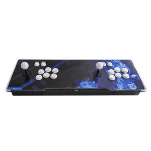 Classic 2 Players Tabletop Retro Arcade Console Video Game 3D Arcade Pandora Game Board Box 12 / 12s