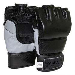 PU Leather MMA Punching Gloves / Boxing Gloves / Fighting Gloves MMA Gloves
