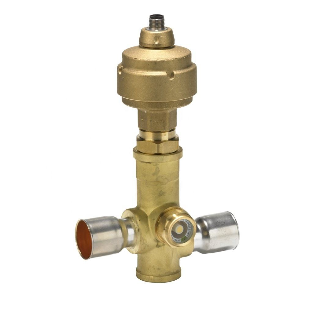 Danfoss Electric expansion valve ETS 50 European supplier