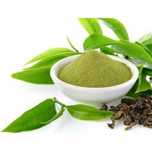 Pure Organic Green Tea Extract Powder