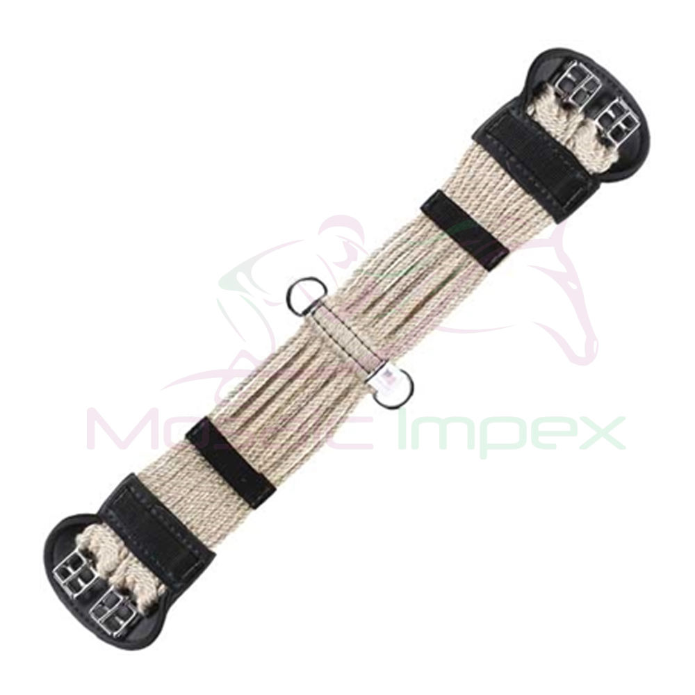 King Series Double Woven Roper Horse Girth