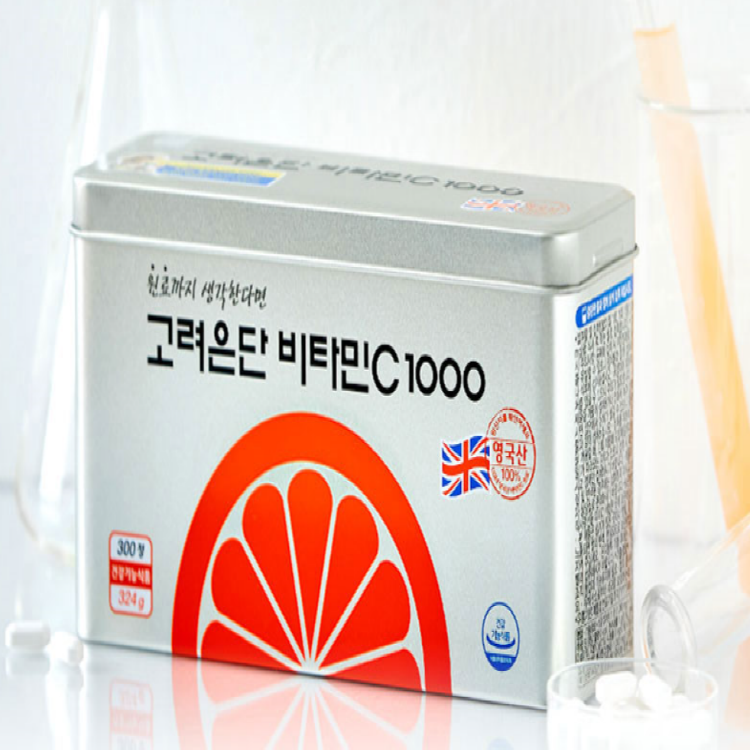 Korea Eundan Vitamin C 1000 300 Tablets Korea Number 1 Vitamin C Korean Vitamin C E D