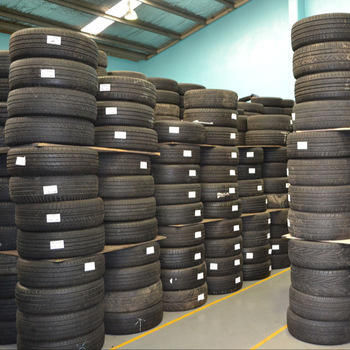 Used Tires/Tyres Cheap Price Used Car Tires Scrap Germany / Japan