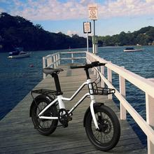 cheapest electric bicycle 350W motor cruiser bike with lithium battery lankeleisi for city