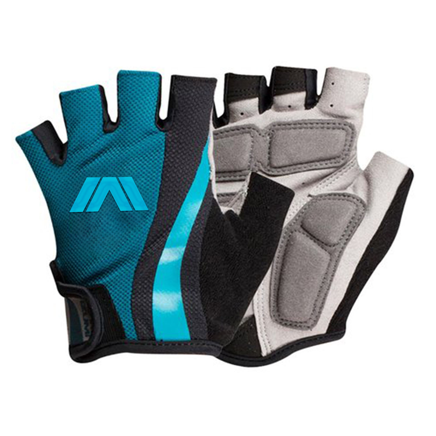 OEM Available Breathable Mesh Full Finger Gel Motorcycle Riding Bike Bicycle Cycling Gloves