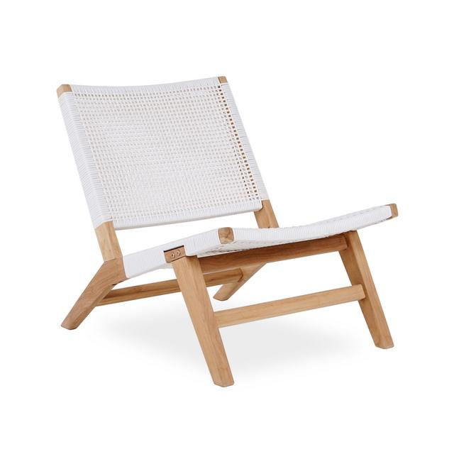 Java Outdoor Wicker Relax Chair