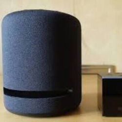 Amz Echo Studio Voice assistant Black