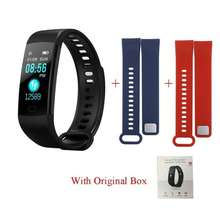 Heart Rate Monitor Fitness Smart band Activity Tracker Watch Fitness Y5 Smartband Bracelet
