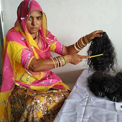 unprocessed Wholesale raw cuticle aligned virgin peruvian human hair