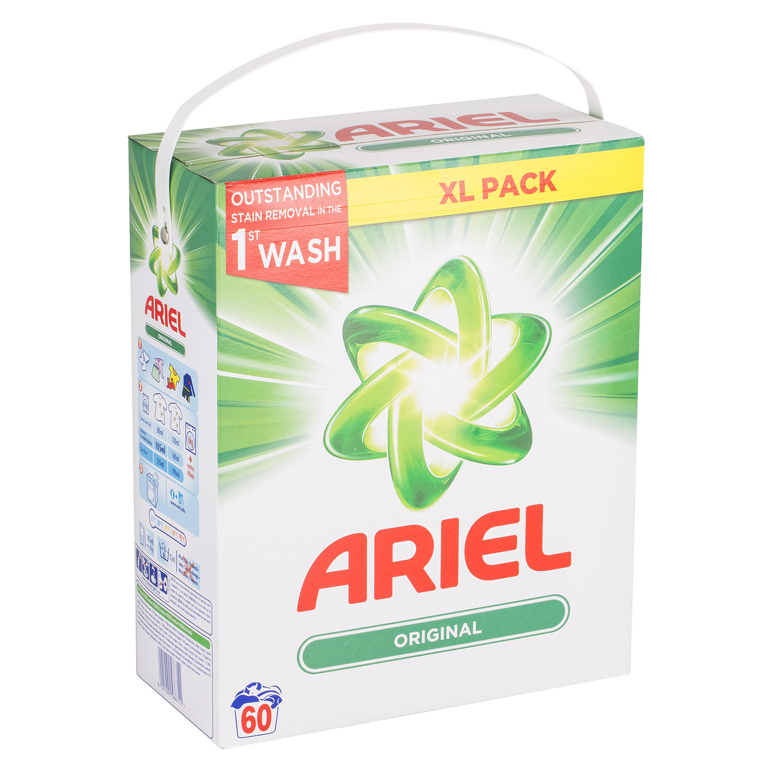 Ariel Matic Washing Machine Detergent Powder 2キロ4キロ5キロ