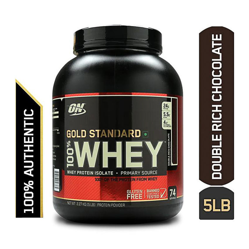 Optimum Nutrition 100% Gold Standard Whey Protein Powder Boost Energy