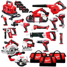 Brand Original New Milwaukees M18 18-Volt Lithium-Ion Cordless Combo