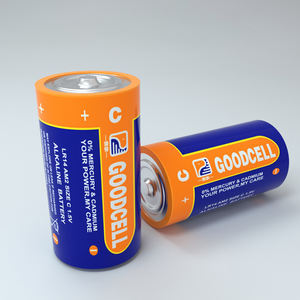 High capacity C battery 1.5v lr14 alkaline battery wholesale