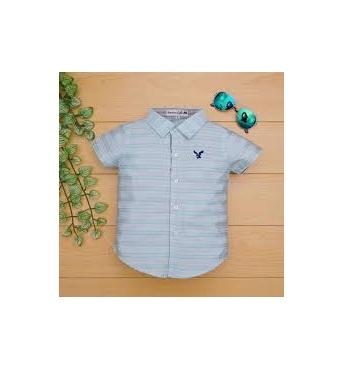 Boys Dress Shirts Kids Dress Shirts Wholesale from Vietnam - Best Price High Quality Kids Clothing Cotton Dress Shirts