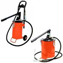 GREASE BUCKET PUMP 10 KG 4000 PSI GREASE DISPENSER WITH / WITHOUT TROLLY