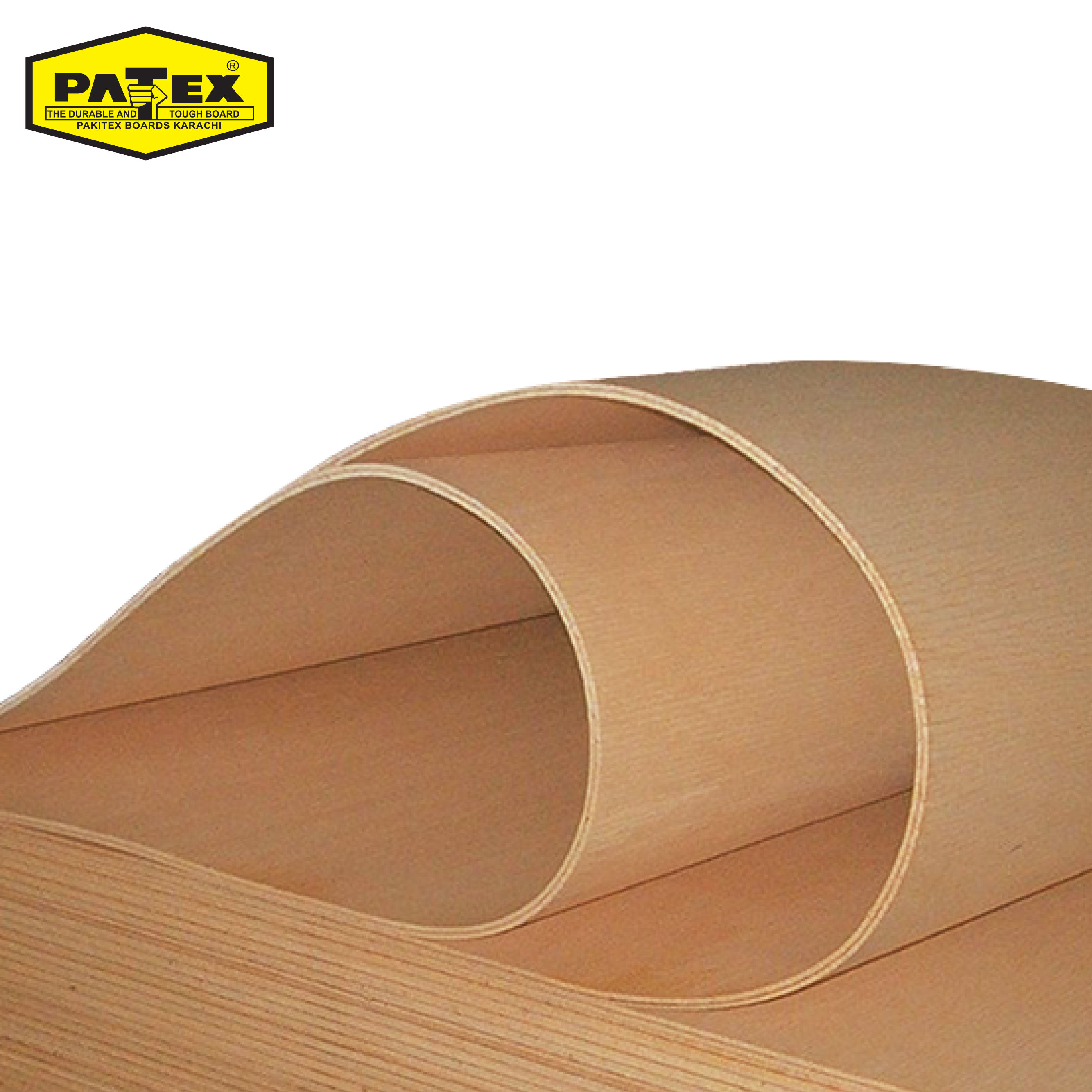 Bendable Plywood 6.5mm
