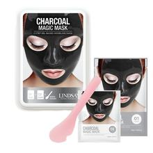 Korean Beauty Skin Care Products Modeling Charcoal Set made in korea