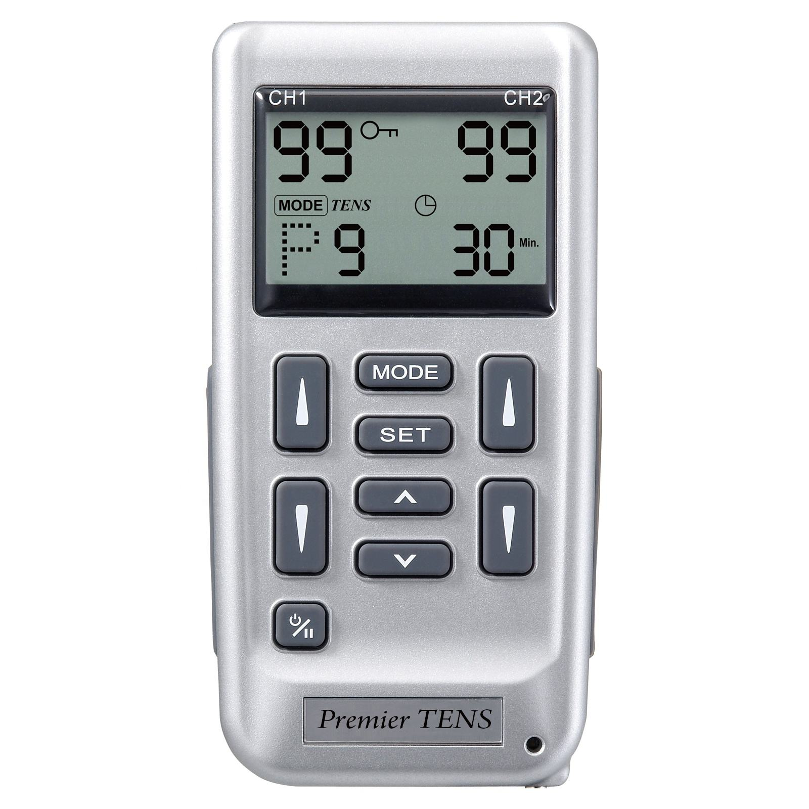 EM-6100 Home use pain relief tens therapy machine