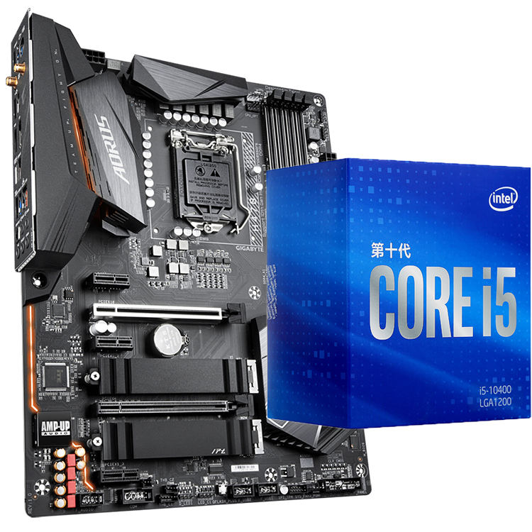 GIGABYTE B460 AORUS PRO AC Gaming Scheda Madre con Processore Intel LGA 1200 10th <span class=keywords><strong>Core</strong></span> I5 10400 10400F 10500 <span class=keywords><strong>I7</strong></span> 10700 Processori