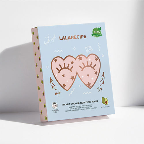 Korea LalaRecipe hydrogel eye mask