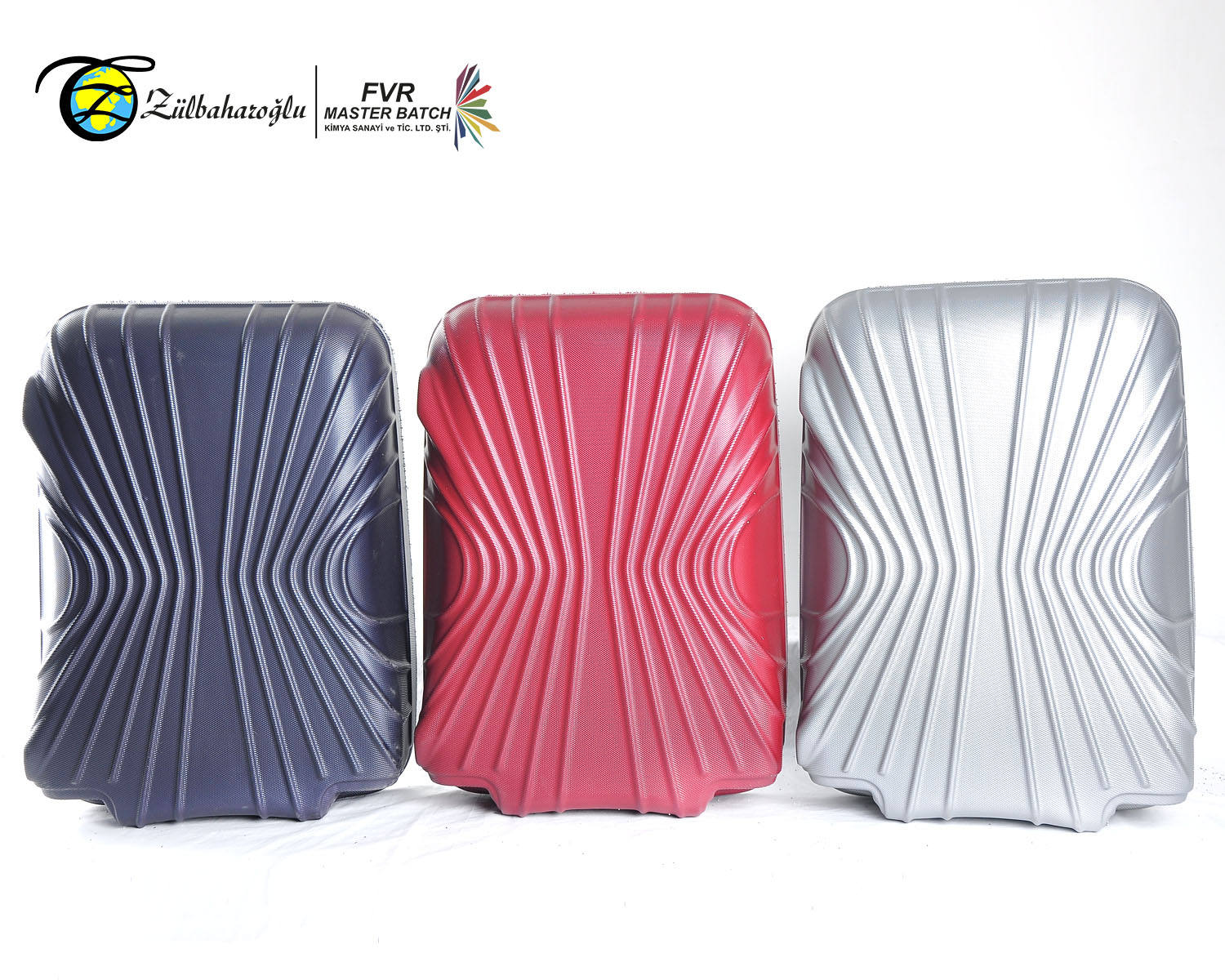 High Quality Semi Finished Luggage Made In Turkey ABS Material Accessories Customized Luggage Shell