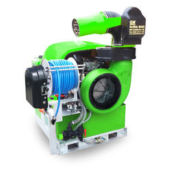 Truck mounted mist spraying machine - Mist Blower